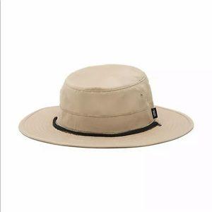 4eb4f416 Vans Accessories | Boonie Bucket Khaki Hat With Stash Pocket | Poshmark